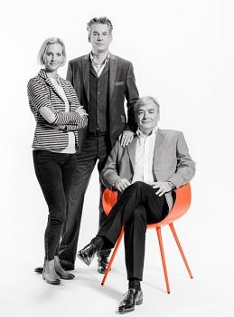 Norbert Roestel, Diana Roestel, Hans-Joachim Roestel